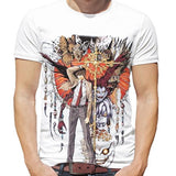 Death Note Light Death Gods T-Shirt