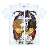 Death Note L Shinigami Light T-Shirt
