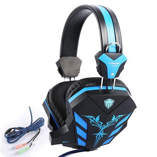 Cosonic Noise-Cancelling Gaming Headphones without Lights