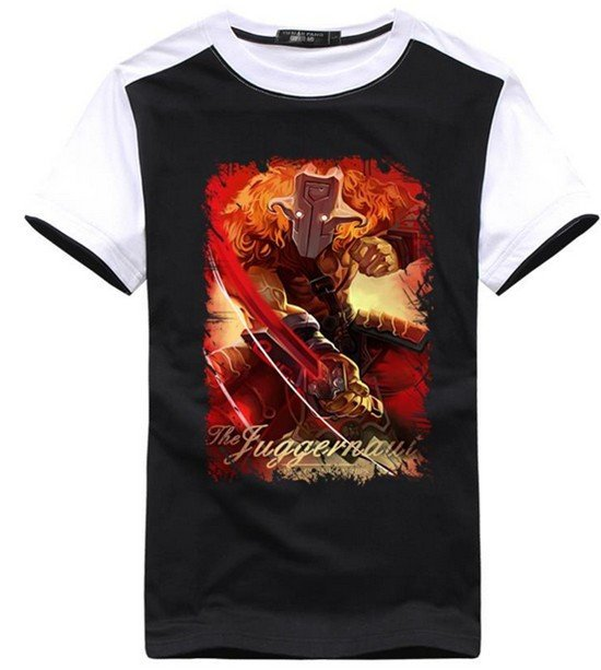 Dota 2 Hero Juggernaut T-Shirt