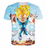 Dragon Ball Majin Vegeta T-Shirt