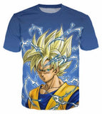 Dragon Ball Gymwear Unisex T-Shirt