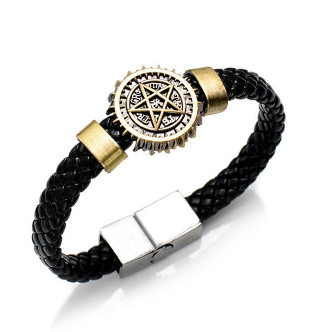 Black Butler Copper Wristband