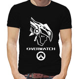 Overwatch Pharah Black T-Shirt