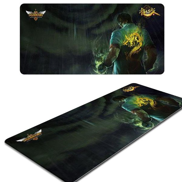League of Legends Lee Sin Gaming Mousepad