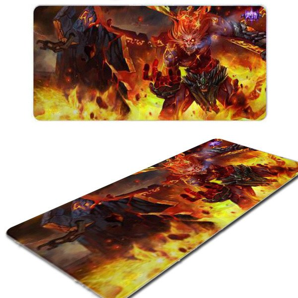 League of Legends Wukong Gaming Mousepad
