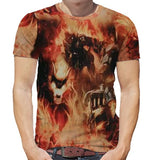 League of Legends Shirt - Warwick Wukong Xerath