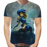 League of Legends Lux T-Shirt