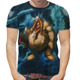 League of Legends Shirt Gragas