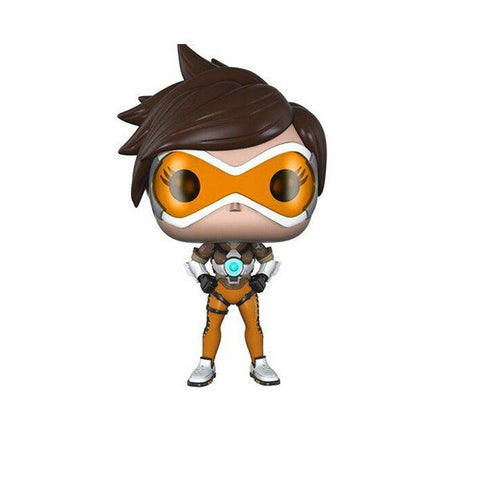 *FREE* Overwatch Tracer Pop Figure - w/o Packaging