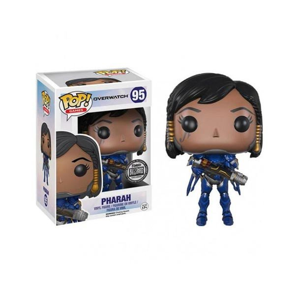 Overwatch Pharah Pop Figure