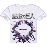 Attack on Titan 104th Training Corps T-Shirt