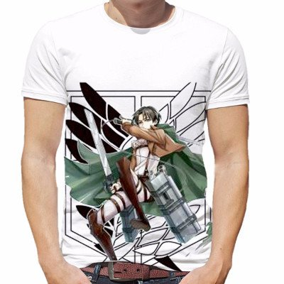 Attack on Titan Levi Wings of Freedom T-Shirt