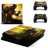 PlayStation 4 Skins - Dark Souls