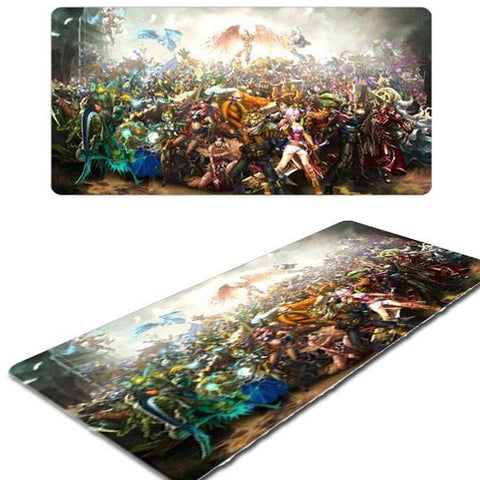 League of Legends Champions Mousepad