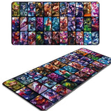 League of Legends Champions Gaming Mousepad
