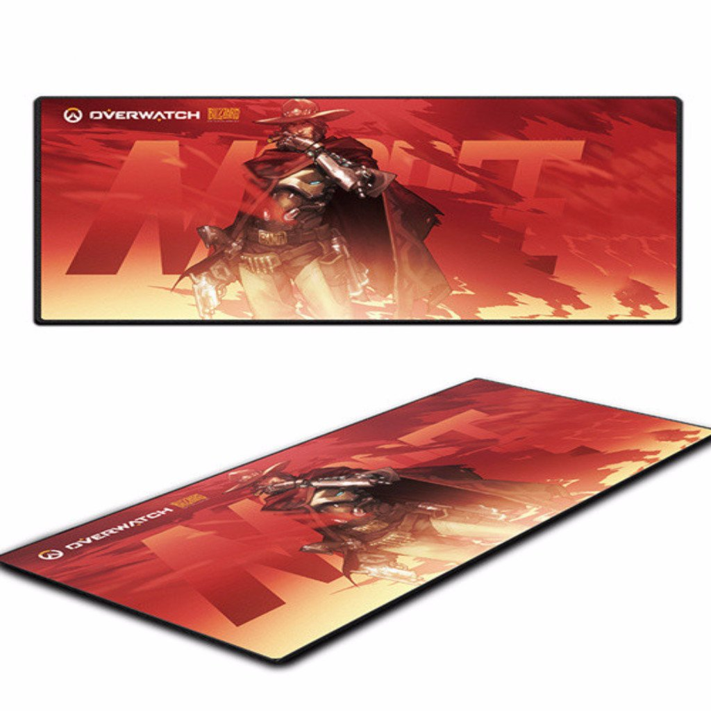 Overwatch McCree Gaming Mousepad