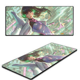overwatch dva mousepad