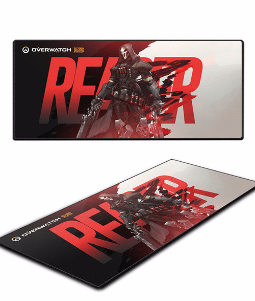 overwatch reaper mousepad