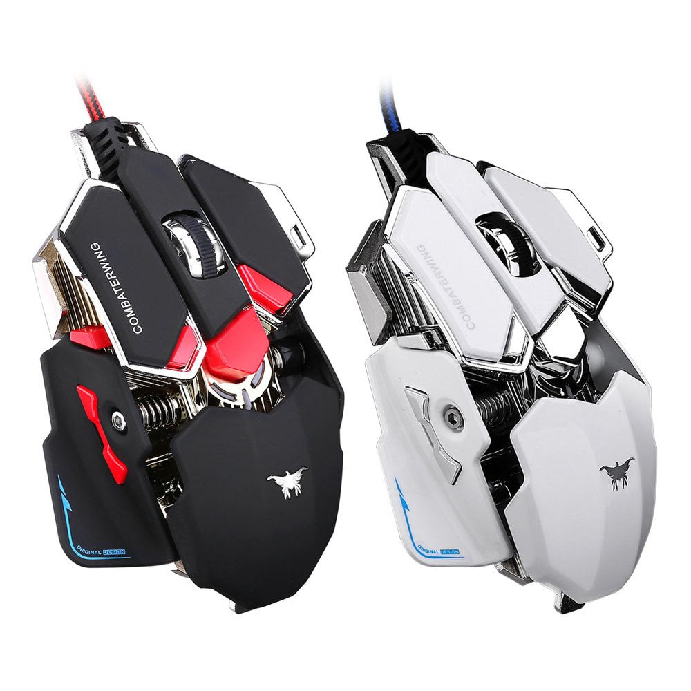combatwing 4800dpi programmable gaming mouse kill ping