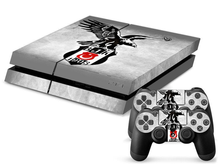 PlayStation 4 Skins - Turkey Besiktas