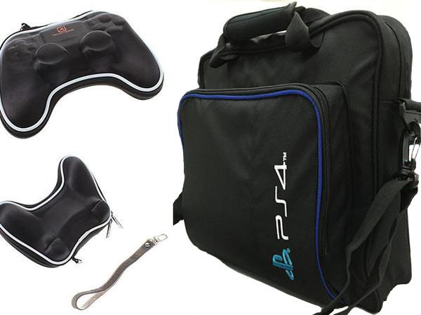 PlayStation 4 Travel Bag - Shoulder Carry