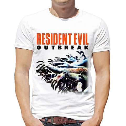 Resident Evil Zombie Breakout T-Shirt