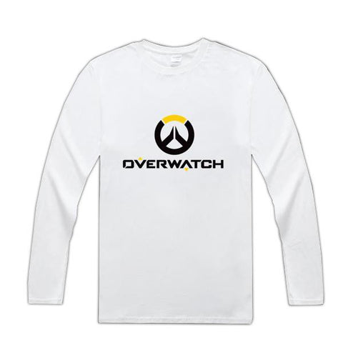 overwatch long sleeves t shirt