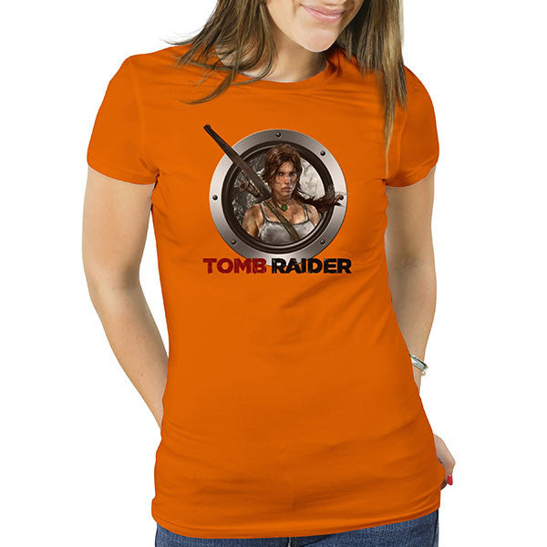 Tomb Raider T-Shirt For Women