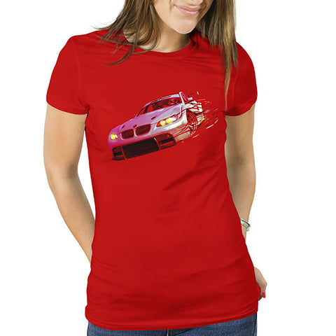 Need For Speed T-Shirt For Women