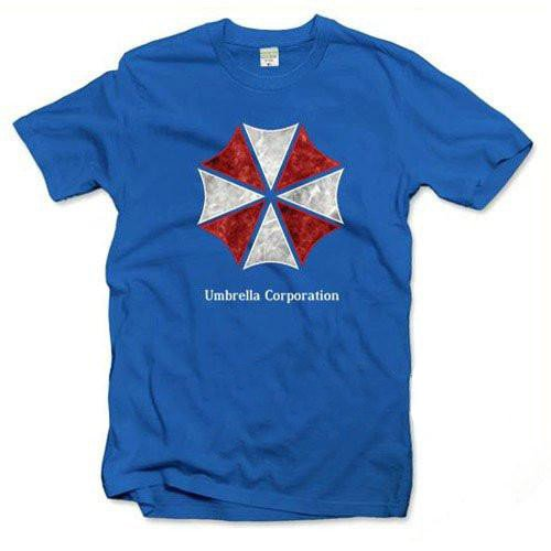 Resident Evil Umbrella Corporation Shirt