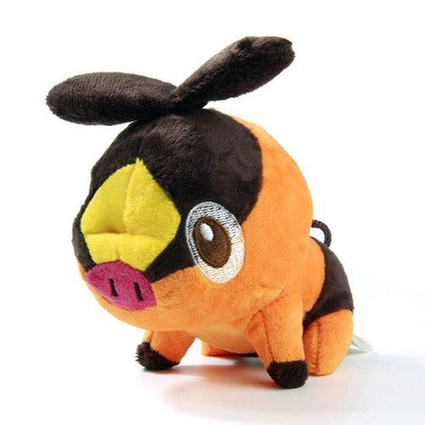 Pokemon Mini Plush Toy - Tepig