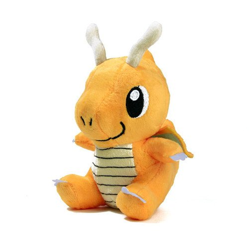 Pokemon Mini Plush Toy - Dragonite