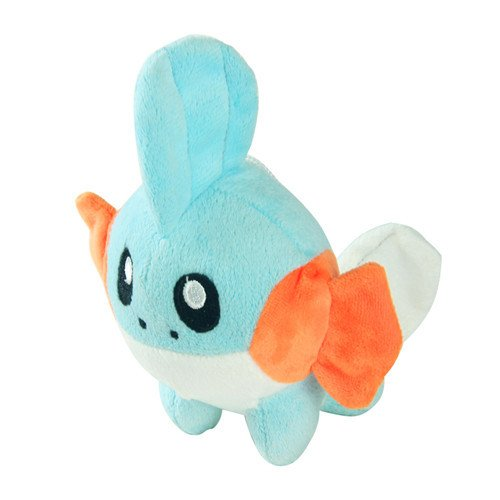 Pokemon Mini Plush Toy - Mudkip
