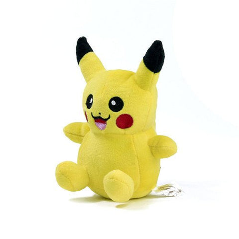 Pokemon Mini Plush Toy - Pikachu
