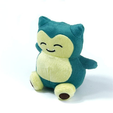 Pokemon Mini Plush Toy - Snorlax