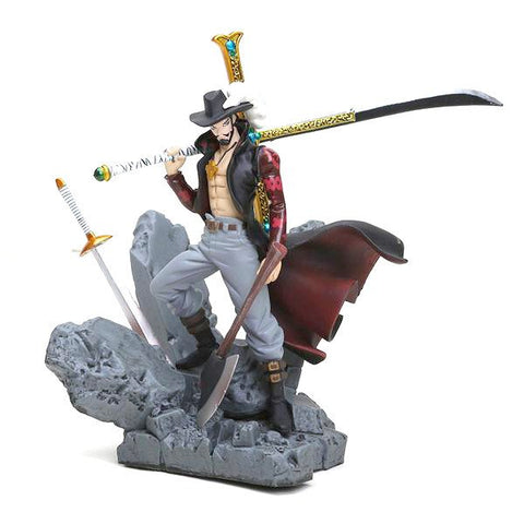 One Piece Dracule Mihawk - Action Figure With Package