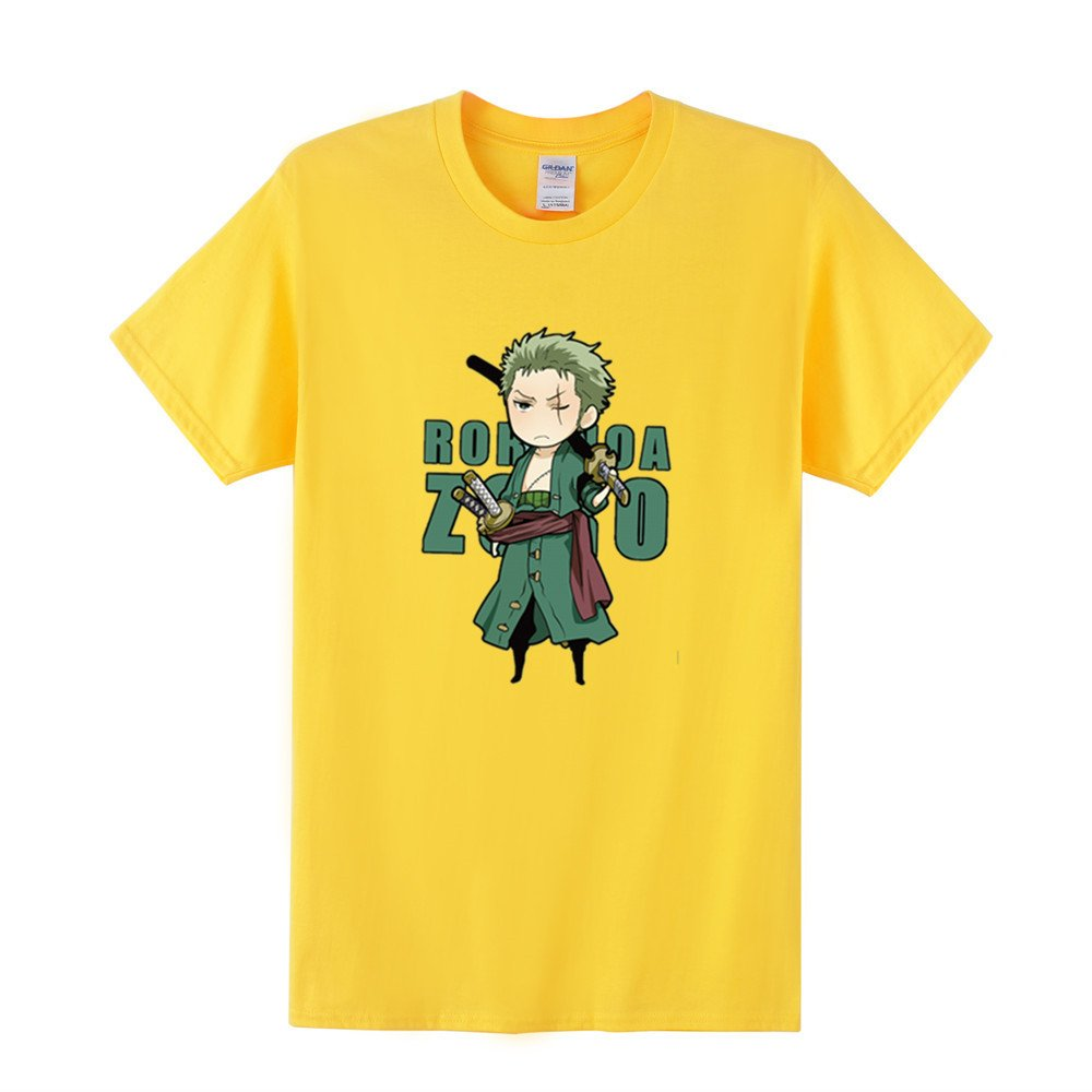 one piece roronoa zoro t shirt kill ping online store. Black Bedroom Furniture Sets. Home Design Ideas