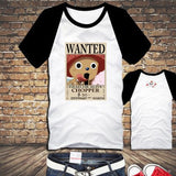 One Piece Chopper Wanted Poster T-Shirt