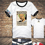 One Piece Roronoa Zoro Wanted Poster T-Shirt