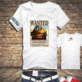 One Piece Usopp Sogeking Wanted Poster T-Shirt