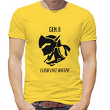 genji yellow t shirt