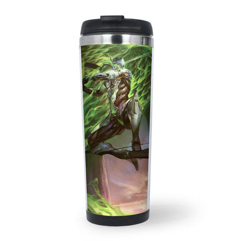overwatch genji water bottle