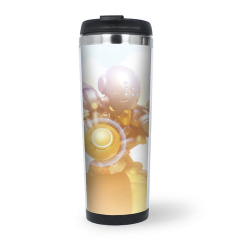 overwatch zenyatta alternative water bottle