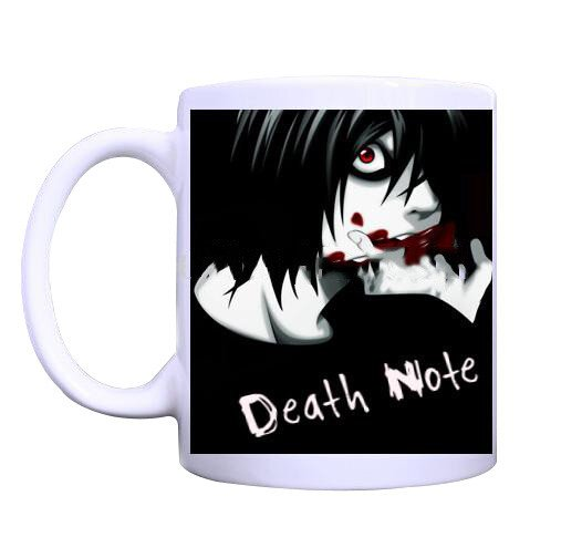 Death Note L Lawliet Ceramic Mug