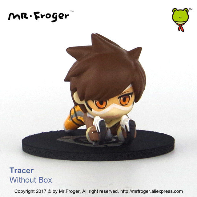 Overwatch Tracer Mini Action Figure