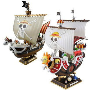 One Piece Pirate Ship Model
