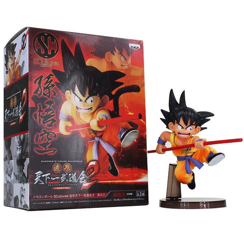Dragon Ball Goku Action Figure