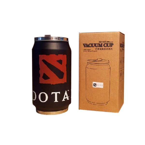 Dota 2 Logo Collectible Can