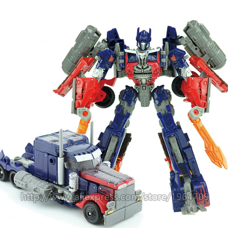 Transformers Anime Optimus Prime Action Figure